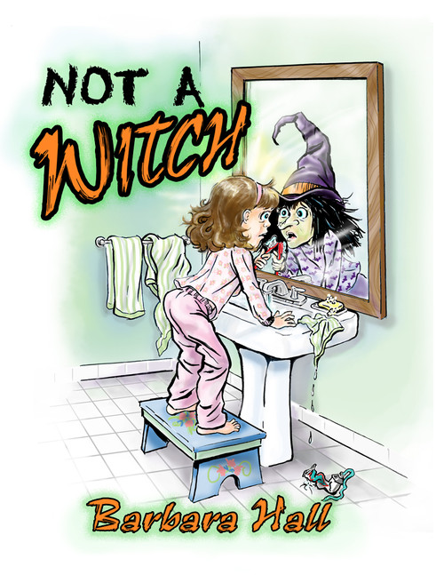 Not a Witch - eBook