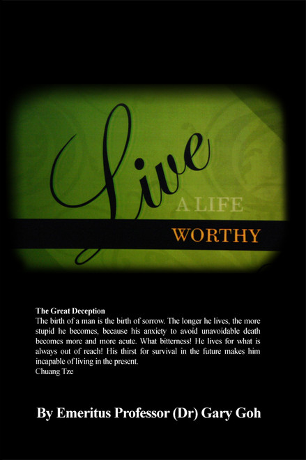 Live a Life - eBook