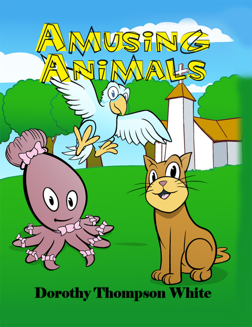 Amusing Animals - eBook
