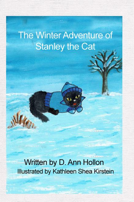 The Winter Adventure of Stanley the Cat - eBook