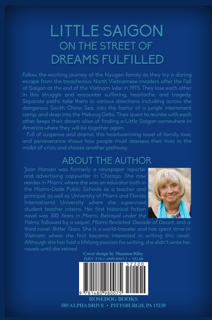Little Saigon on the Street of Dreams Fulfilled - eBook