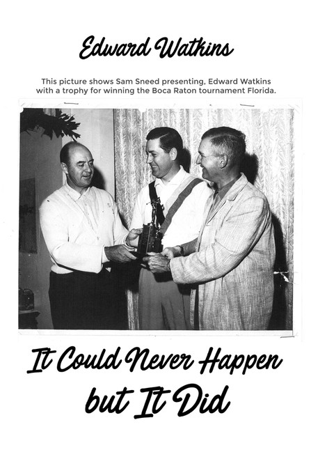 It Could Never Happen but It Did - eBook