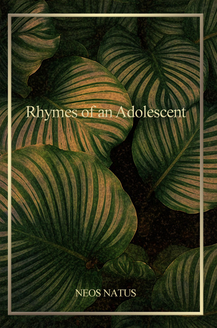 Rhymes of an Adolescent - eBook