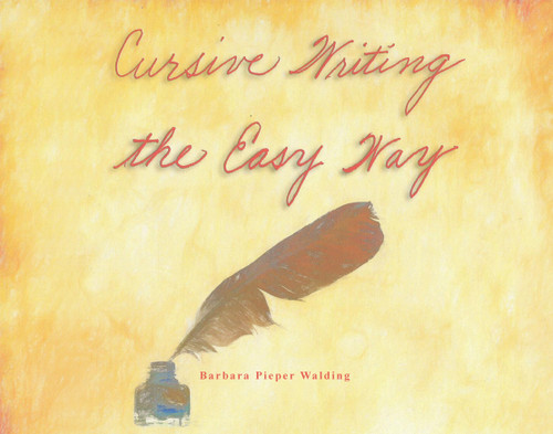 Cursive Writing the Easy Way - eBook