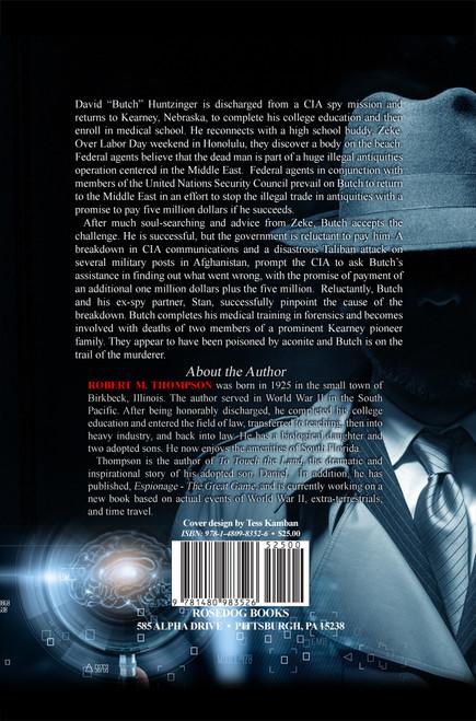 David Hunzinger, M  D  (Medical Doctor or Master Detective) (HB)