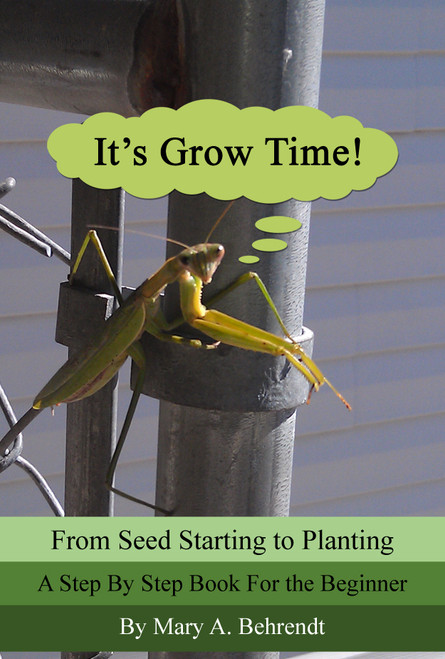 It's Grow Time! - eBook