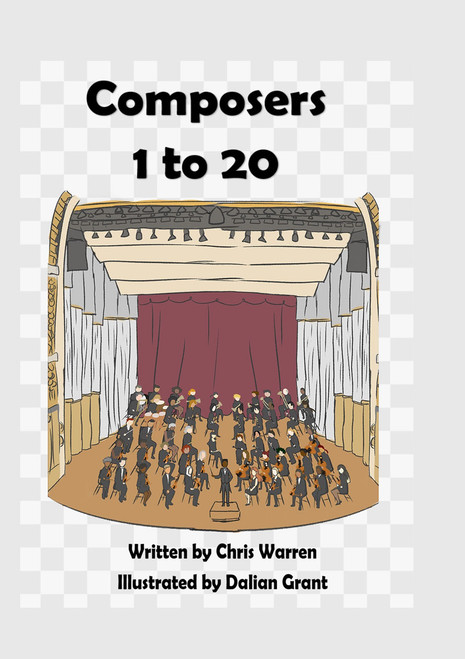 Composers 1 to 20