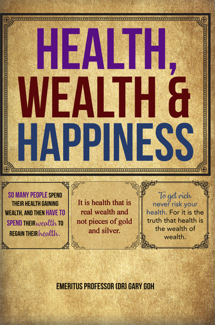 Health, Wealth and Happiness - eBook