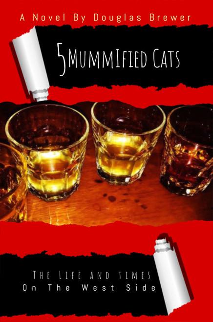 5 Mummified Cats - eBook