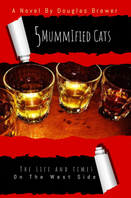 5 Mummified Cats