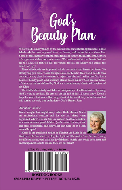 God's Beauty Plan - eBook