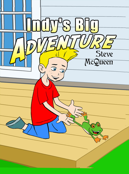 Indy's Big Adventure - eBook