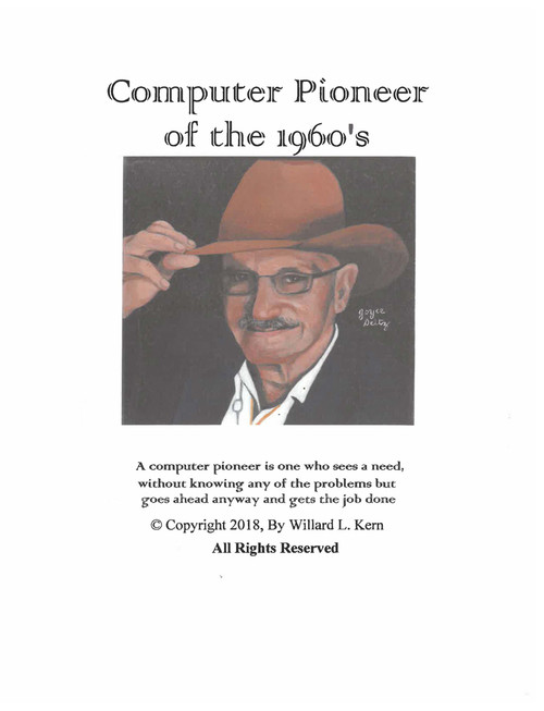 Computer Pioneer of the 1960's