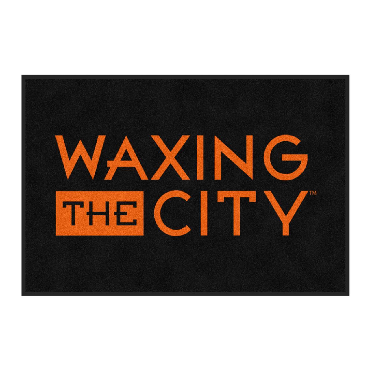 Ass Ic m+a matting waxing the city logo classic impressions, interior wiper mat, 70