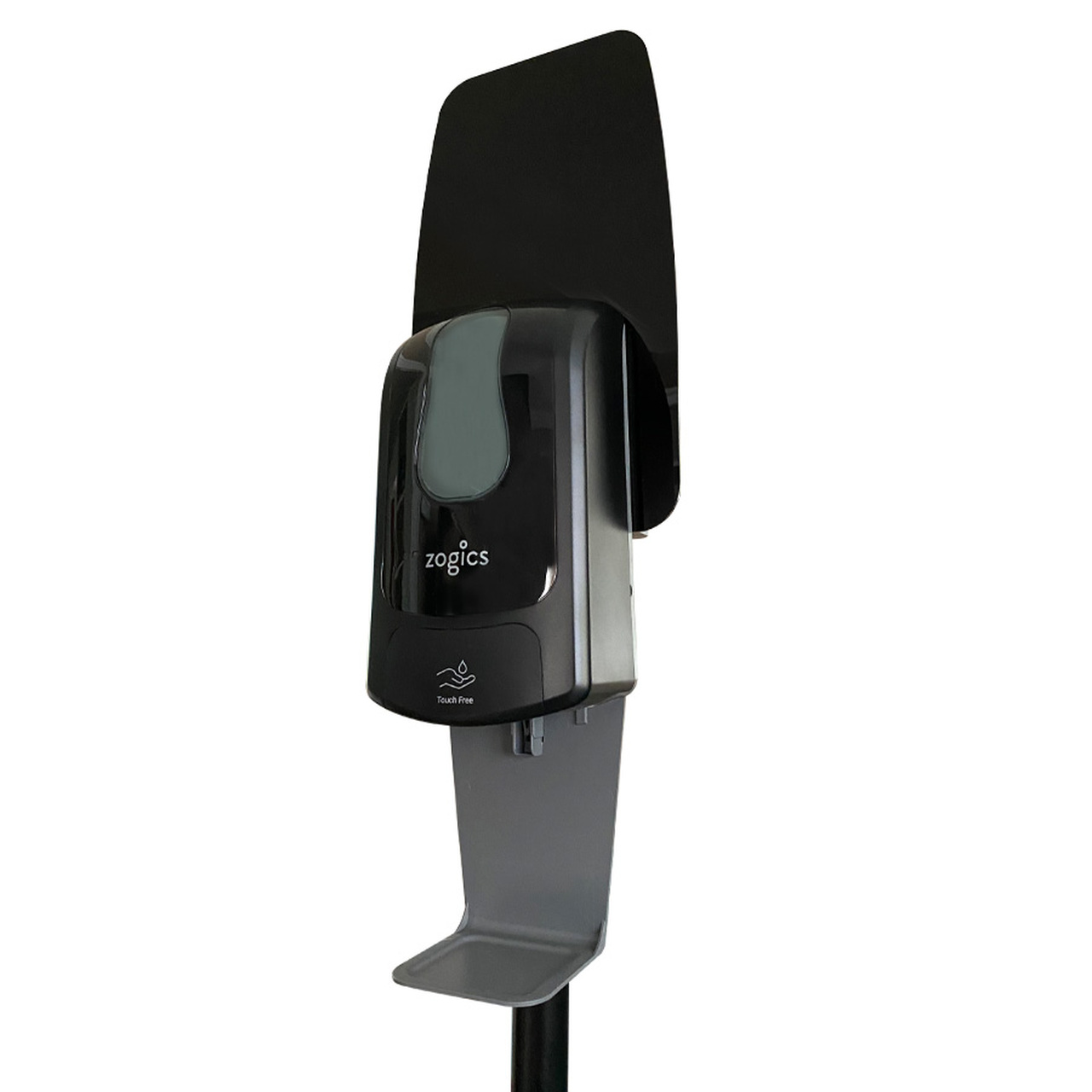 Zogics Touch-Free Floor Stand Hand Sanitizer Dispenser