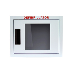 AED Defibrillator Wall Mounted Storage Cabinet (AED-CAB)