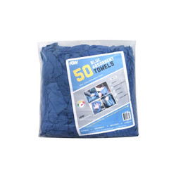 Multi-Purpose Towels, Blue, BT-50 (BT-50)