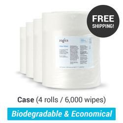 Value Wipes, Z1500-4 (4 rolls/case) (Z1500-4)