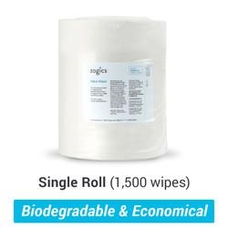 Value Wipes, Z1500-Single (single roll) (Z1500-Single)
