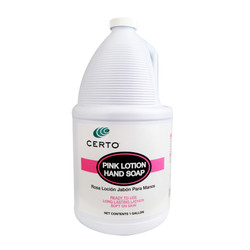 Certo Pink Lotion Soap (1 gallon)