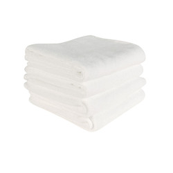 16x30 Gym Towel, 450A Series, White