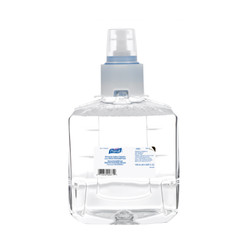 Purell Touch-Free Automatic Foam Gel Hand Sanitizer, 1200mL (2 refills/case) (1904-02)