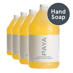 Paya Liquid Hand Soap (4 gallons/case)