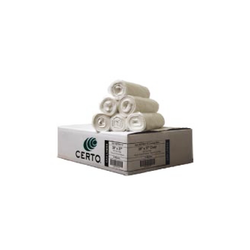Certo 16Mic Trash Can Liner, 33 gallon (250 liners/case)
