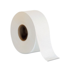 Certo 1-Ply Jumbo Toilet Tissue (2000 ft/roll) (12 rolls/case) (Certo JB91)
