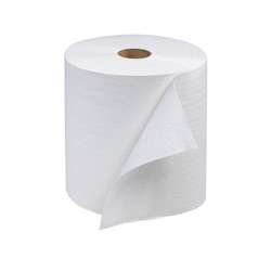 Tork Advanced Hand Towel Roll, White, (600 ft/roll) (12 rolls/case) (Tork RB600)