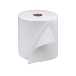 Tork Advanced Hand Towel Roll, White, (600 ft/roll) (12 rolls/case) (Tork RB600)