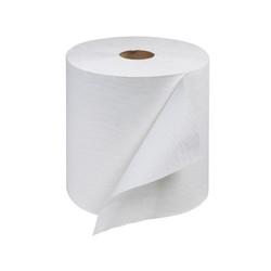 Tork Universal Hand Towel, White (800 ft/roll) (6 rolls/case) (Tork RB8002)