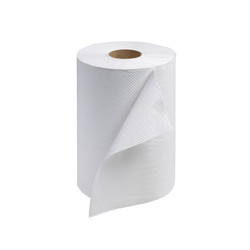 Tork Universal Hand Towel Roll, White (350 ft/roll) (12 rolls/case) (Tork RB351)