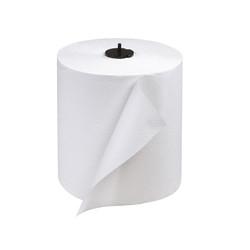 Tork Advanced Matic Hand Towel Roll, 1-Ply, White (700 ft/roll) (6 rolls/case) (Tork 290089)