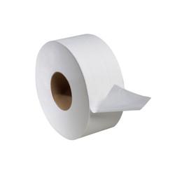 Tork Universal Jumbo Bath Tissue Roll, 2-Ply (1000 feet/roll) (12 rolls/case) (Tork TJ0922A)