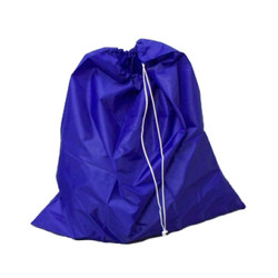 Commercial Laundry Bag with Drawstring, Royal Blue (PK7DS2524B-RBLB)