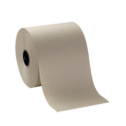 Georgia Pacific Hardwound Roll Paper Towels, Brown, GPC26920 (1000ft/roll) (6 rolls/case)