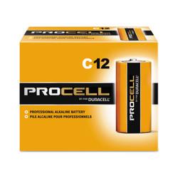 Duracell Procell Alkaline C Batteries (12 batteries/box) (DURPC1400)