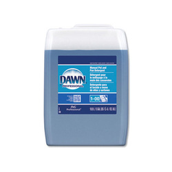 Dawn Professional Manual Pot & Pan Dish Detergent, Original Scent, Five Gallon Pail, 02611 (PGC02611)