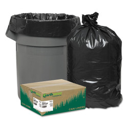 Low density large trash and yard bags.