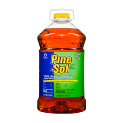 Pine-Sol Multi-Surface Cleaner, Pine, 144oz Bottle (3/case) (CLO35418CT)