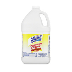 LYSOL Disinfectant Deodorizing Concentrated Cleaner, Lemon (4 gallons/case) (RAC76334CT)