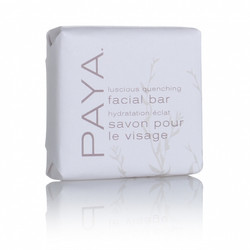 Paya Facial Bar Soap in paper wrap, 1.0 oz (500 units/case)