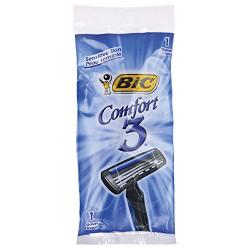 Bic Comfort 3 Razor, Men (1 pack)