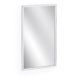 Bradley Corp. Series Channel Frame Mirror (BRA 781)
