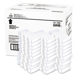 "Magic Eraser Extra Durable, 4 3/5"" x 2 2/5"", 7/10"" Thick, White (30/case)"