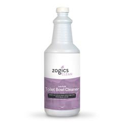 Zogics Low Acid Toilet Bowl Cleaner, 32 oz (CLNBB32RU)
