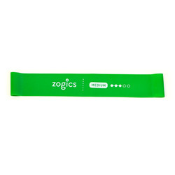 Zogics Resistance Loop Bands, Medium Resistance Band