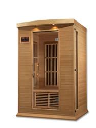 MX-K206-01 Maxxus Low EMF FAR Infrared Sauna