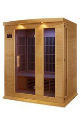 MX-K306-01 Maxxus Low EMF FAR Infrared Sauna